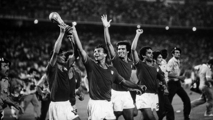 scirea, italia 1982