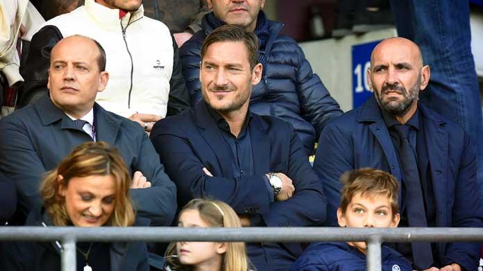 Roma, Totti vuole il nuovo stadio: