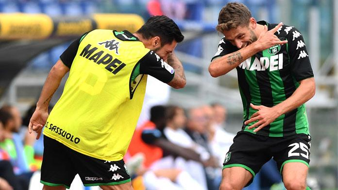 Calciomercato, Napoli in pressing su Berardi e Vrsaljko