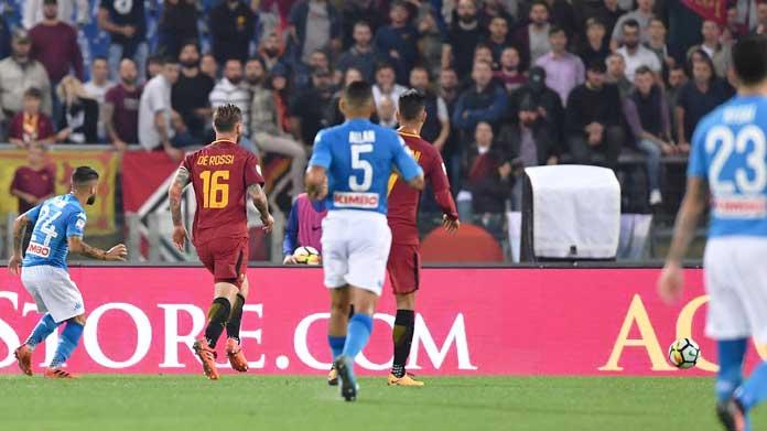 Tonfo Napoli, trionfo Roma. La A ha una nuova (potenziale) capolista