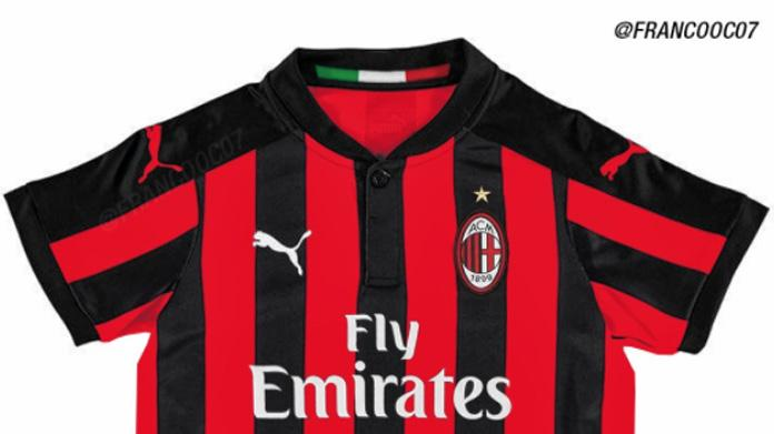 nuove maglie milan puma