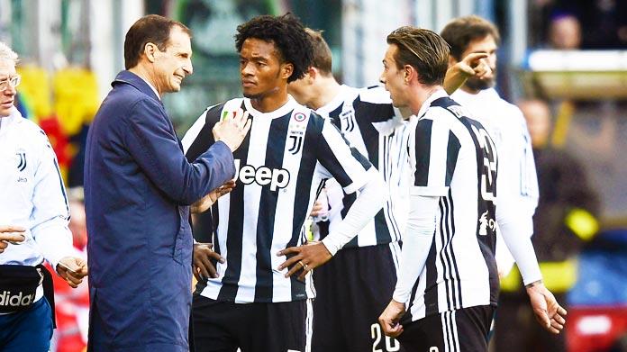 Juventus, Allegri cambia faccia ai bianconeri: 3-4-2-1 per una maggiore solidità difensiva