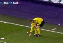 Anderlecht-Bayern Monaco
