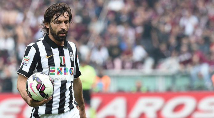 Juve, Pirlo svela: «Ecco a quale gol sono più affezionato»