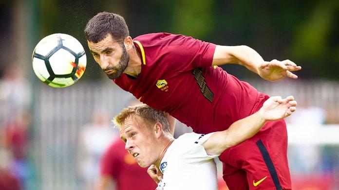 Roma-Spal 3-1: Dzeko torna al gol dopo due mesi in campionato