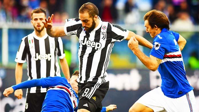 Juventus, Higuain ci prova. A Napoli vuole esserci