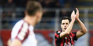 Milan, Kalinic si appella ai tifosi: «Posso dare di più»