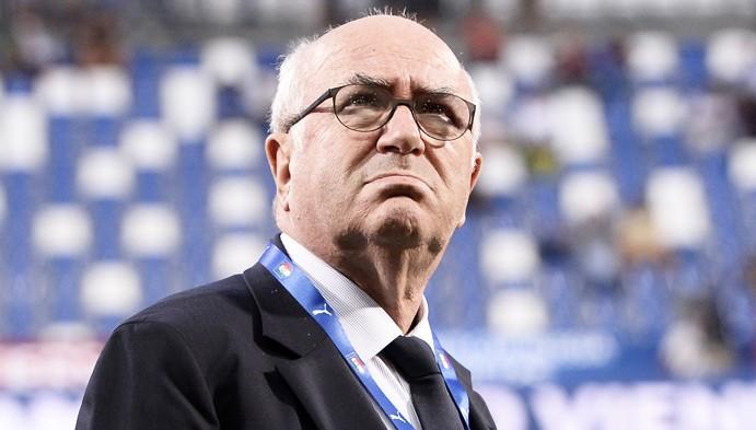 Gravina sulla FIGC: