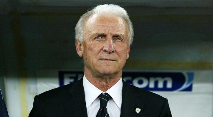 Giovanni Trapattoni diventa CT dell'Italia – 6 luglio 2000 –