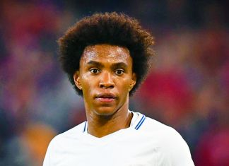 Willian Juventus