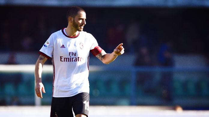Bonucci via a gennaio? La risposta di Gattuso