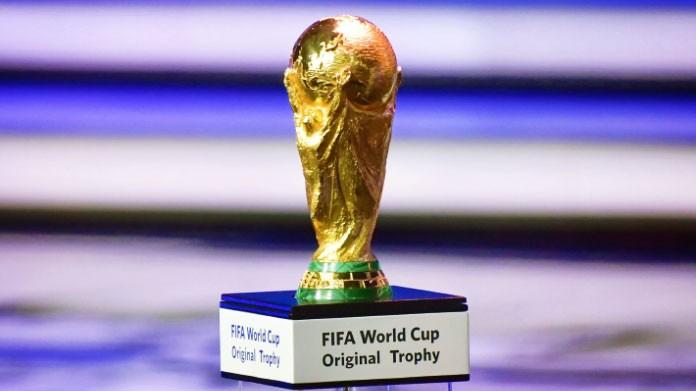 coppa del mondo mondiali russia 2018