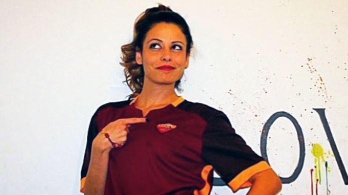 gioia careddu tifosa roma modella miss olbia veline