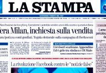 la stampa milan berlusconi inchiesta riciclaggio