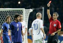 zidane italia-francia 2006 espulsione