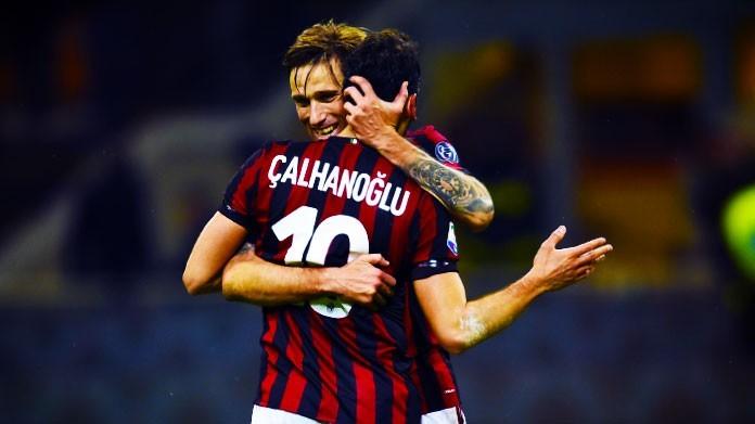 Terza Maglia AC Milan HAKAN CALHANOGLU