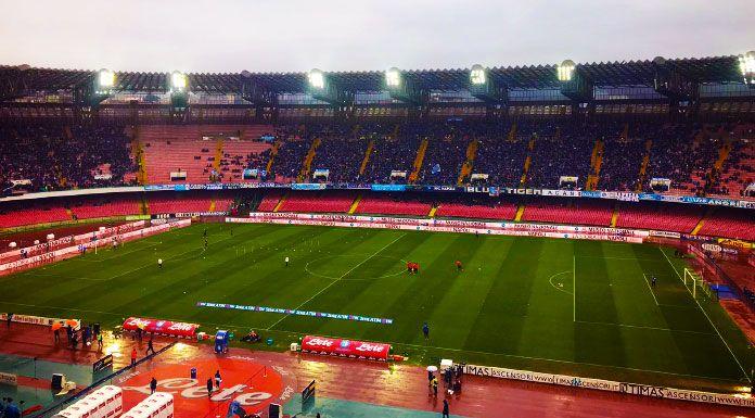 Napoli Barcellona, su Twitter le maglie ufficiali del match