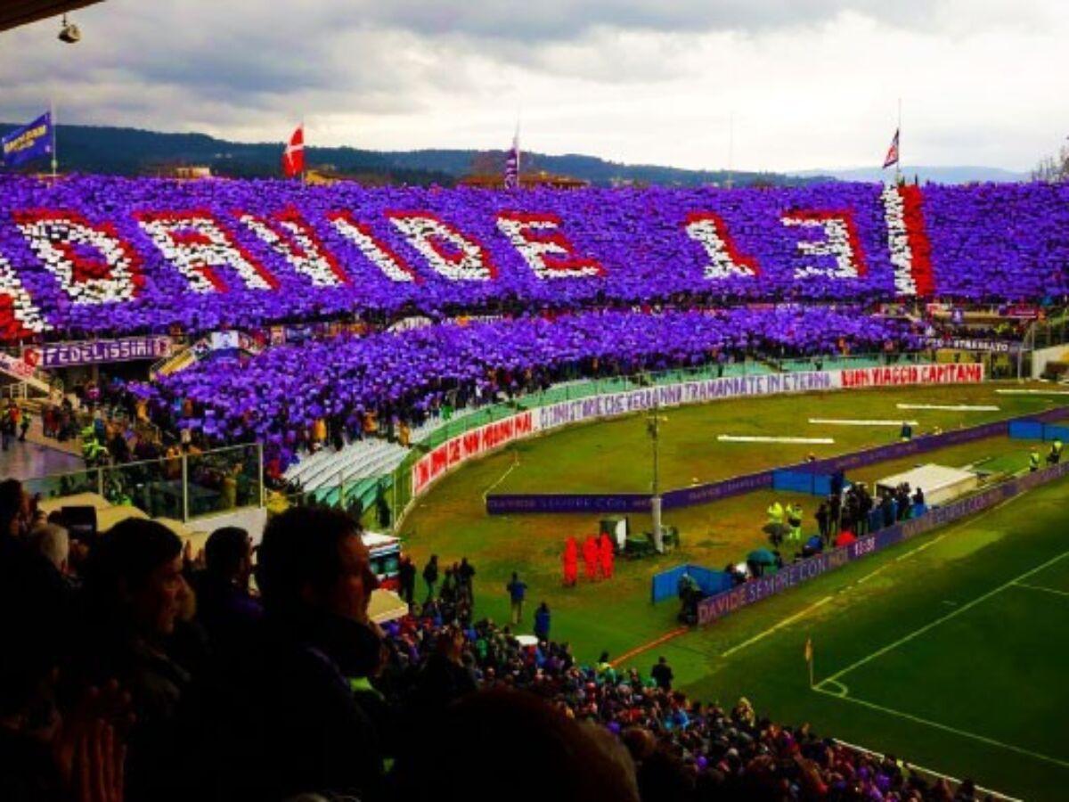 Minuto 13 al Franchi: Fiorentina e Benevento si fermano per Astori - VIDEO  - Calcio News 24