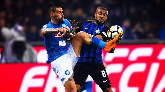 Serie A, 15.000 euro di multa all'Inter per i cori contro Napoli