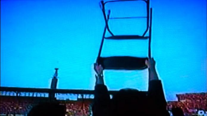 mondonico sedia torino-ajax 1992 coppa uefa finale