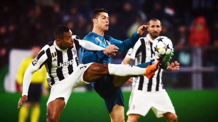 Real - Juventus, la freddezza di Ronaldo nei 3 minuti di bufera