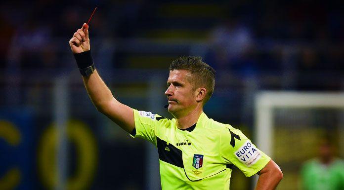 Daniele Orsato è il miglior arbitro del mondo: l'annuncio dell'Iffhs