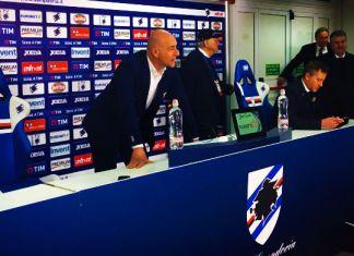 ballardini poltrona derby sampdoria-genoa