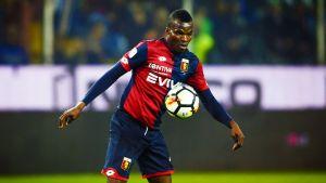 Genoa, l'ex Cofie consiglia Ekuban: «È completo e veloce, mi ricorda Pavoletti»