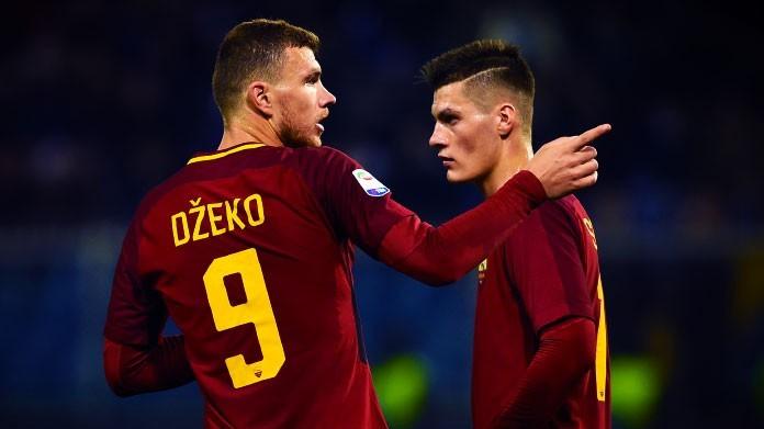 Roma-Barcellona, le ultime dall'Olimpico: potrebbe giocare Schick in avanti
