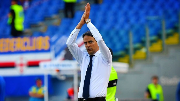 Inzaghi concentrato: