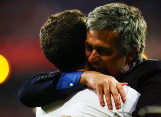 julio cesar mourinho inter