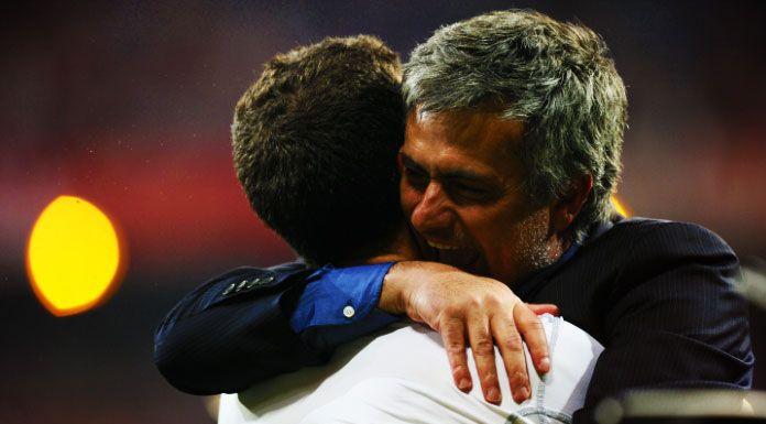 Mourinho: «Addio all'Inter? Sono scappato e poi ho firmato c