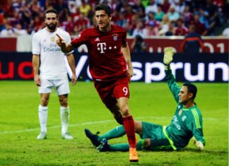 lewandowski bayern monaco-real madrid
