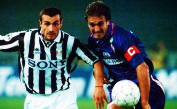 montero batistura juventus-fiorentina 1996-1997