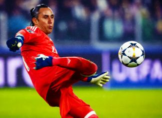 navas real madrid