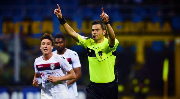 Coppa Italia, le designazioni arbitrali di Milan Torino e In