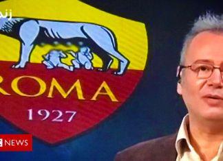 roma iran censura logo