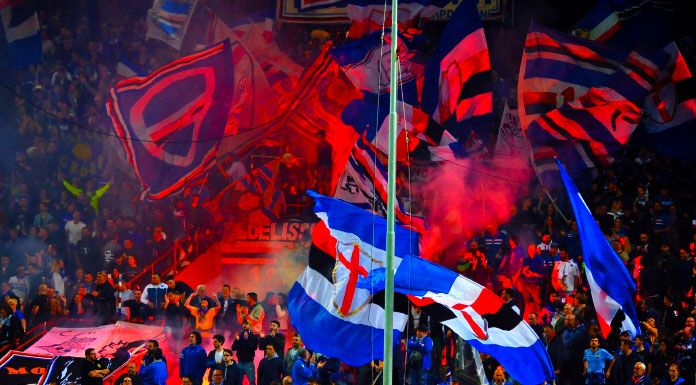 Nasce da una fusione l'Unione Calcio Sampdoria – 12 agosto 1946 – VIDEO