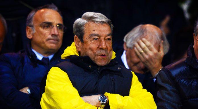 Spinelli: «Salta la cessione del Livorno? Sono sconvolto»
