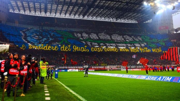 Inter-Juve: niente tv a cena per il Napoli