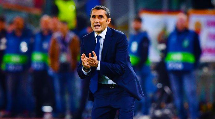 Barcellona |  Valverde |  «Nessuno sconto all'Inter» – VIDEO