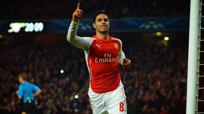 arteta arsenal