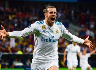 bale real madrid-liverpool finale champions league 2018