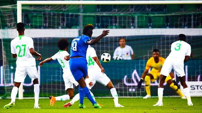 balotelli gol italia-arabia saudita