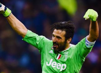 coppa italia buffon