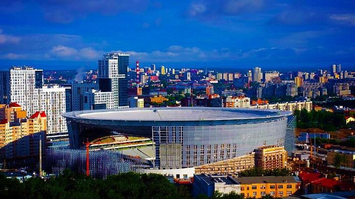 ekaterinburg stadium