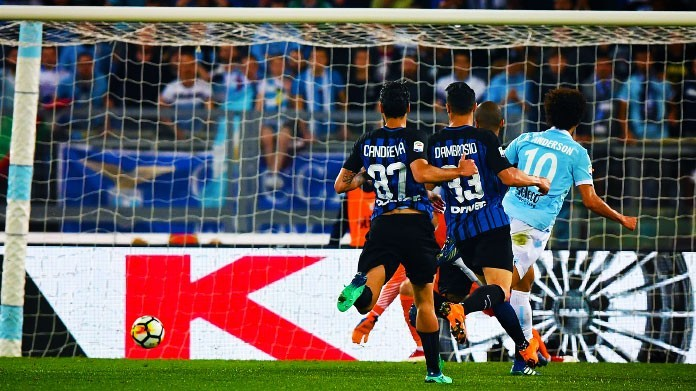 Lazio-Inter 2-1: risultato e cronaca in diretta live
