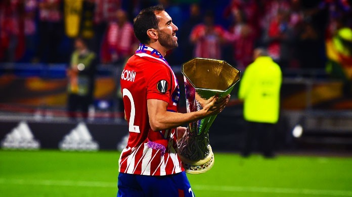 godin atletico madrid europa league