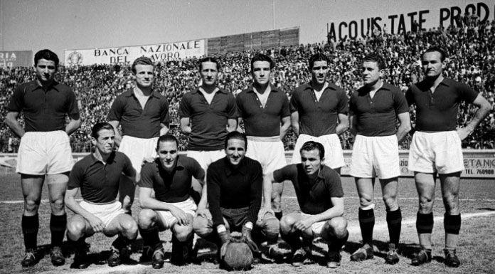 Torino Spezia, unico precedente nel 1944: Mazzola e compagni sconfitti dai Vigili del fuoco