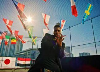 jason derulo colors canzone mondiali russia 2018 video